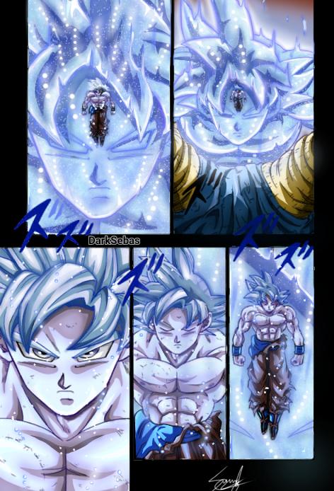 Dragon Ball Super Capitulo 66 Manga By Sebasforeverhpt123 On Deviantart