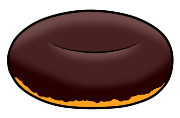 Custom Walfas - Maple-syruped Donuts by chusonic