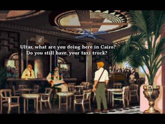 BS Kairo cafe