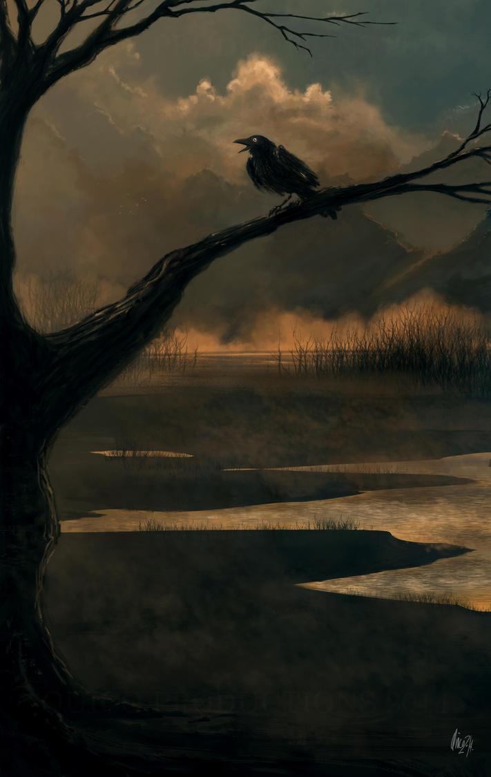 Raven by uRaioU