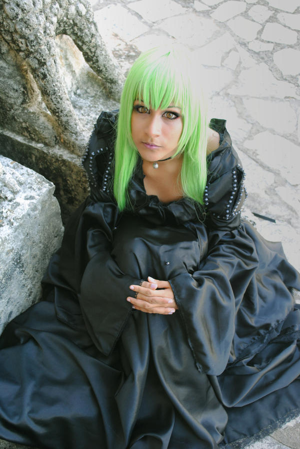 Code Geass : C.C. by rovenLST