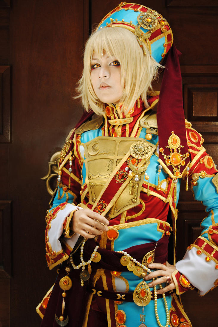 TRINITY BLOOD - Ion III by rovenLST