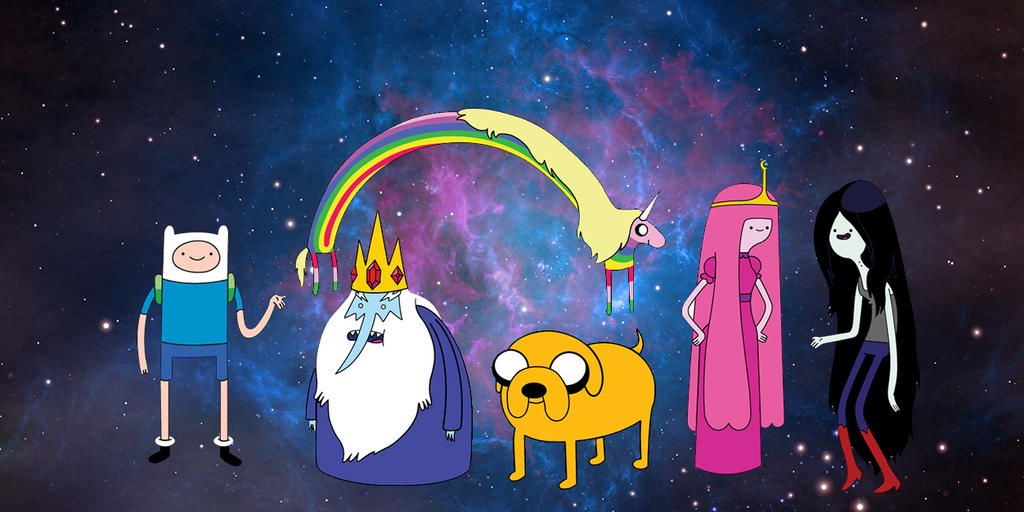 Adventure Time Nebula