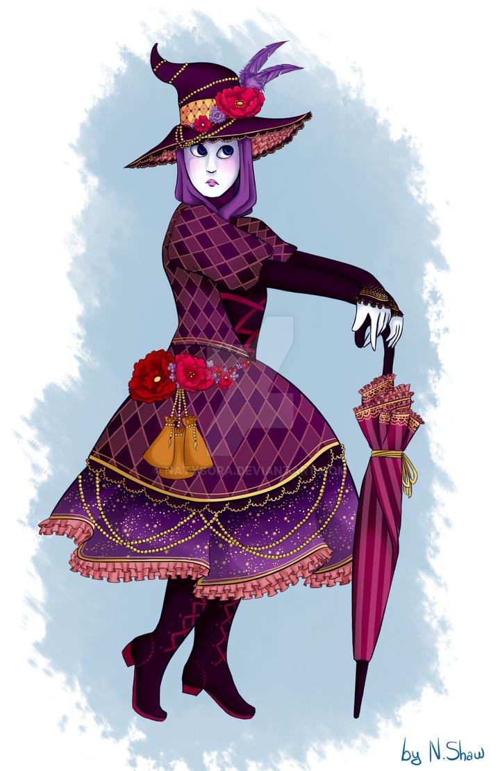 Venetian witch by Natysora