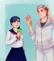 Vrains Week Day 3: First Date