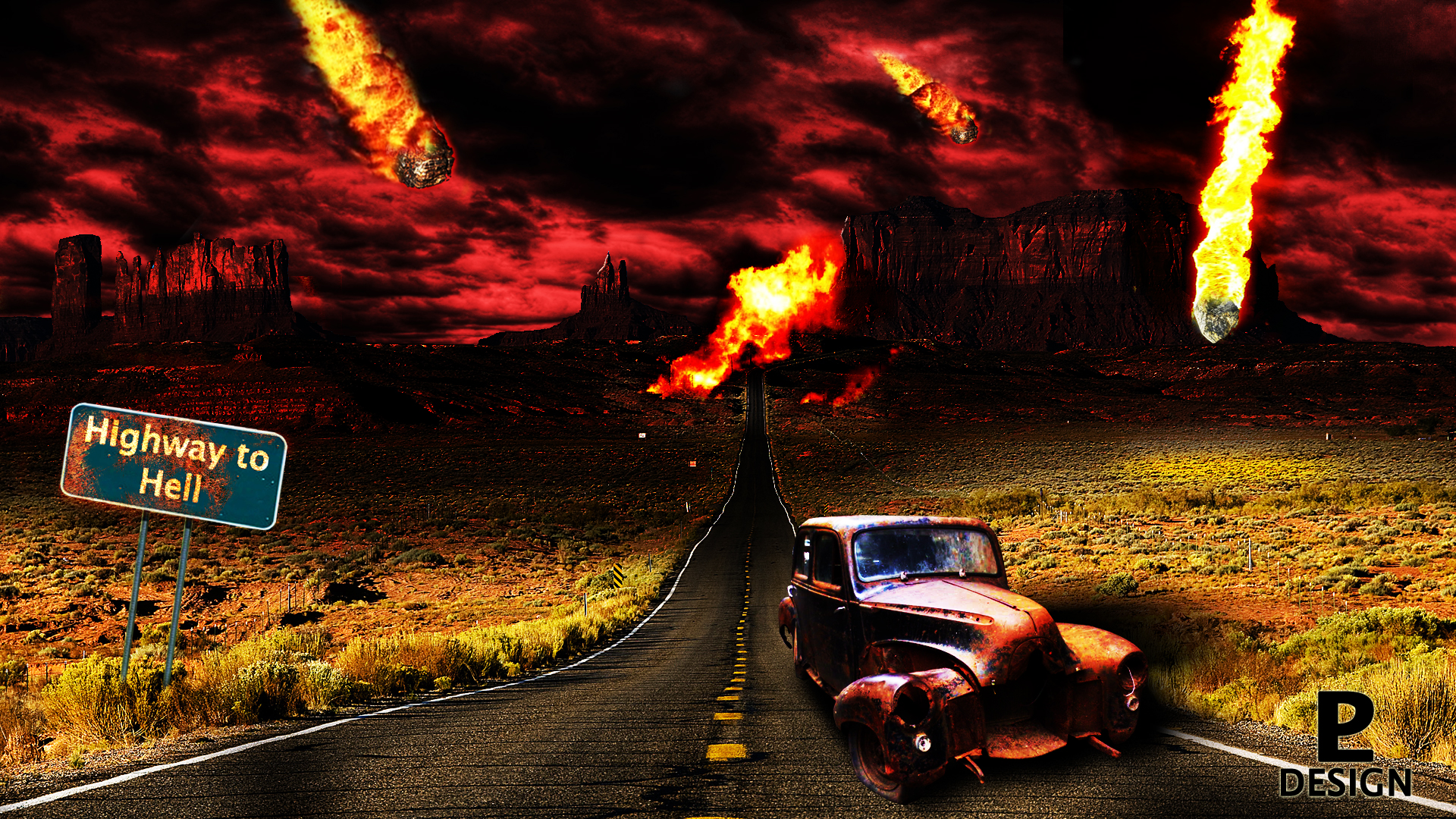 Highway to Hell by PAulie-SVK on DeviantArt