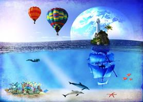 Fantasy world 3 by pavoldvorsky