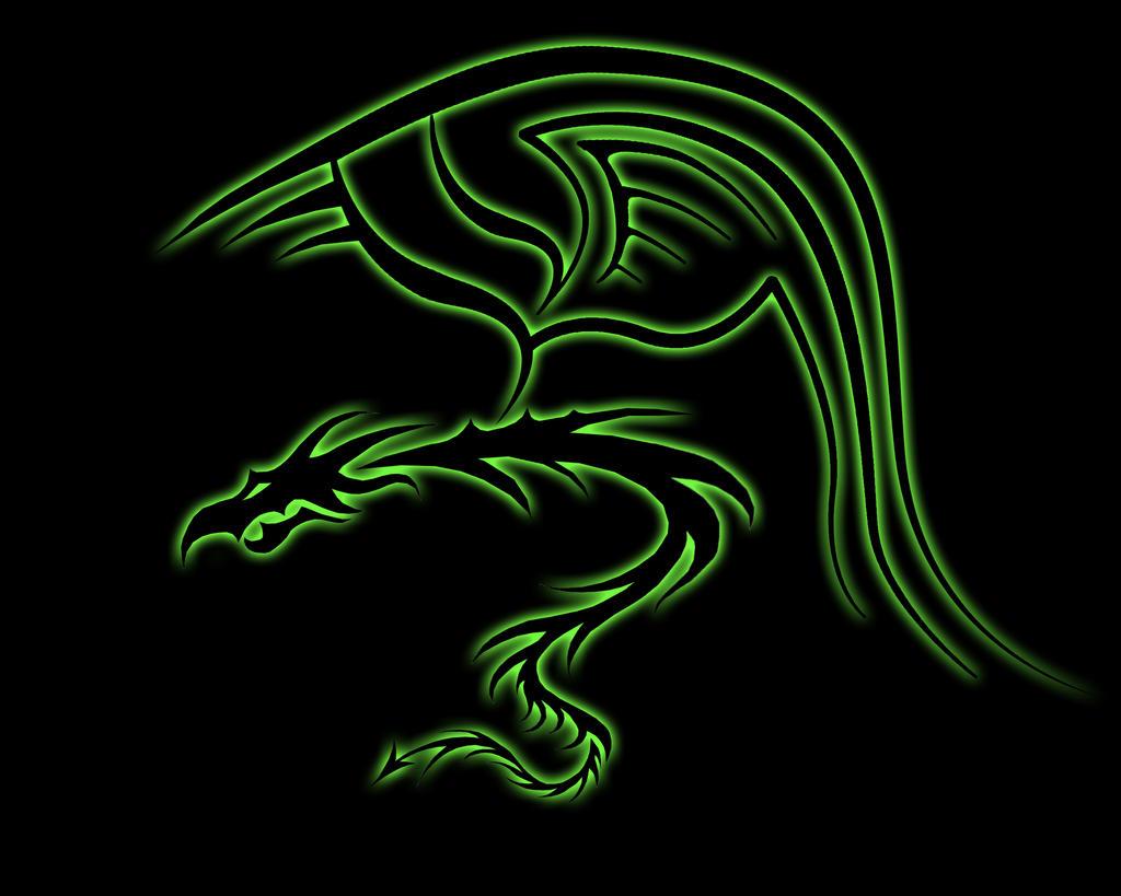 Tribal dragon 2 by PAulieSVK