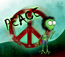 Peace! by pavoldvorsky