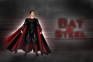 Bat of Steel by pavoldvorsky