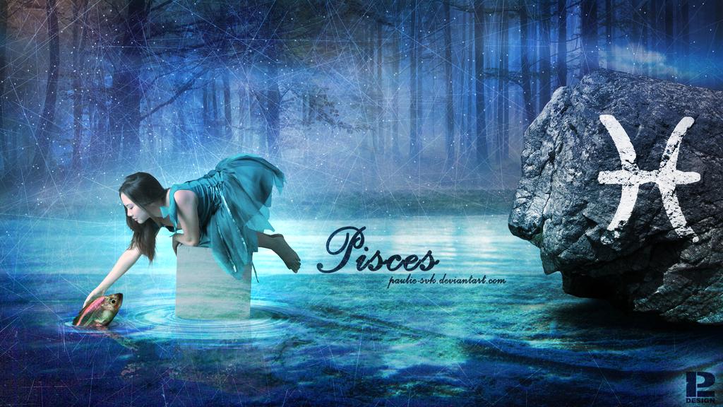 Pisces By Pavoldvorsky On DeviantArt