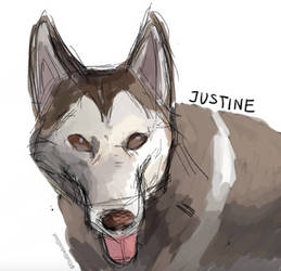 SD: Justine by TheNimbusCloud