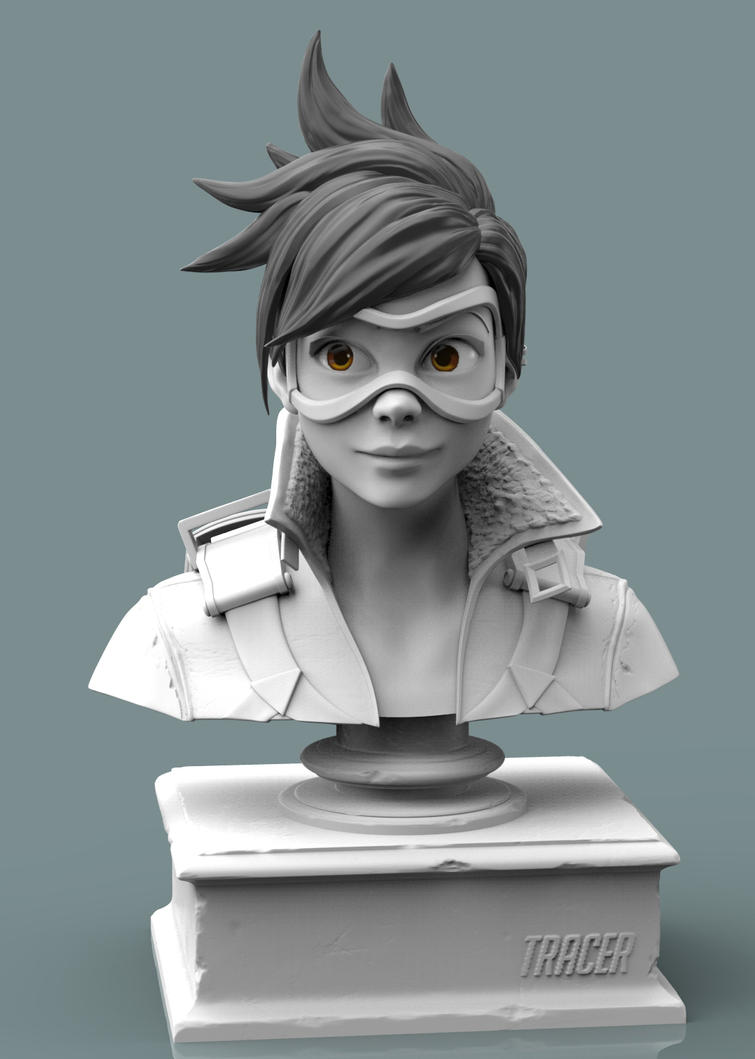 Tracer by KarkengChan