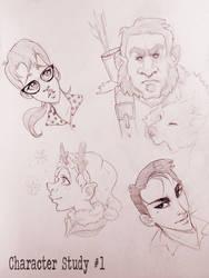 Character Study 1