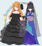 Collab - Frilly Wedding