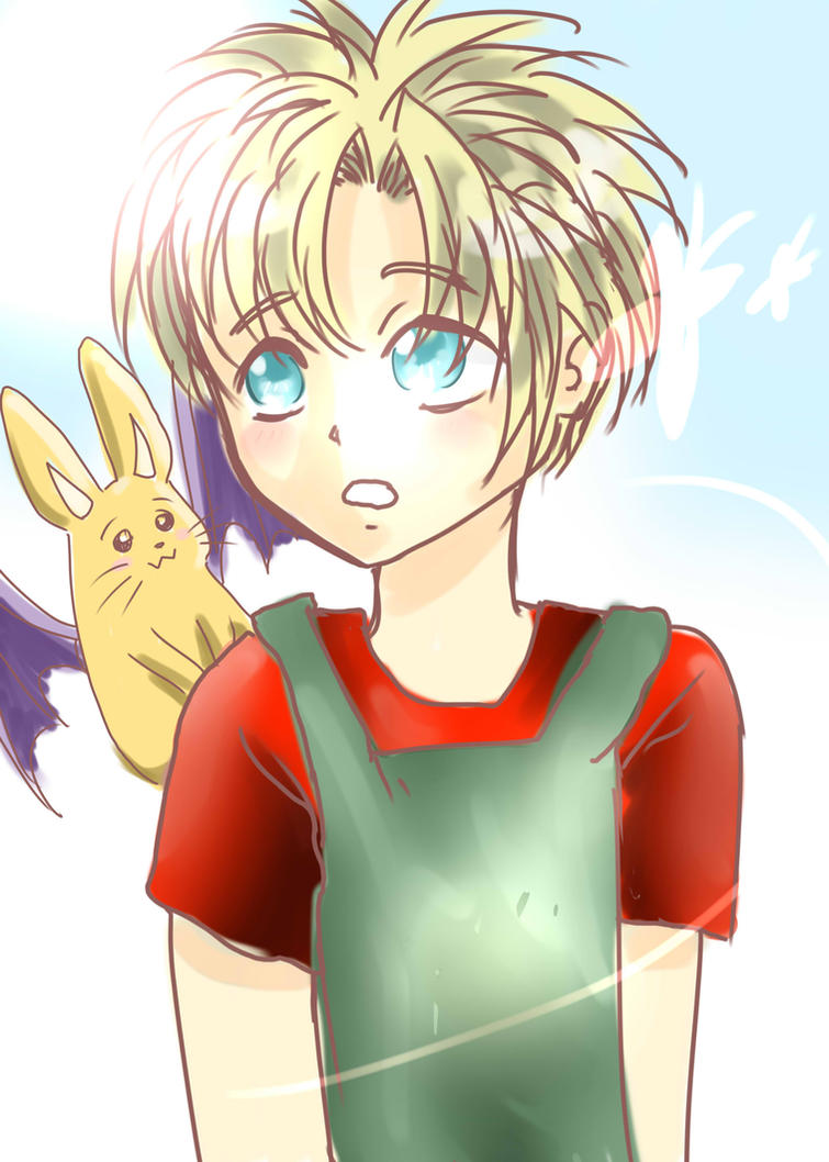 Chris~ by chiorihime