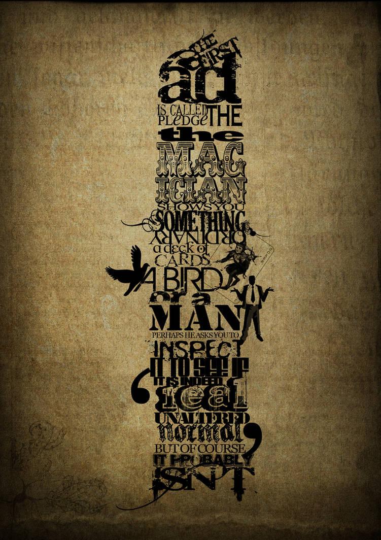 Prestige Typography - 1 by bella-elizabetta