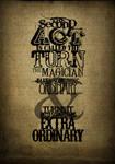 Prestige Typography - 2