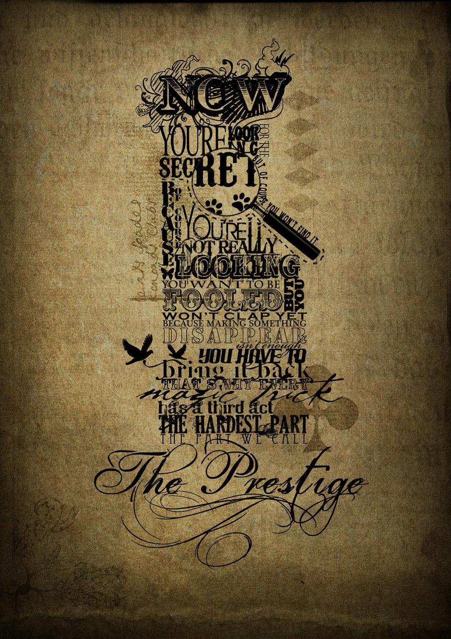 Prestige Typography - 3 by bella-elizabetta