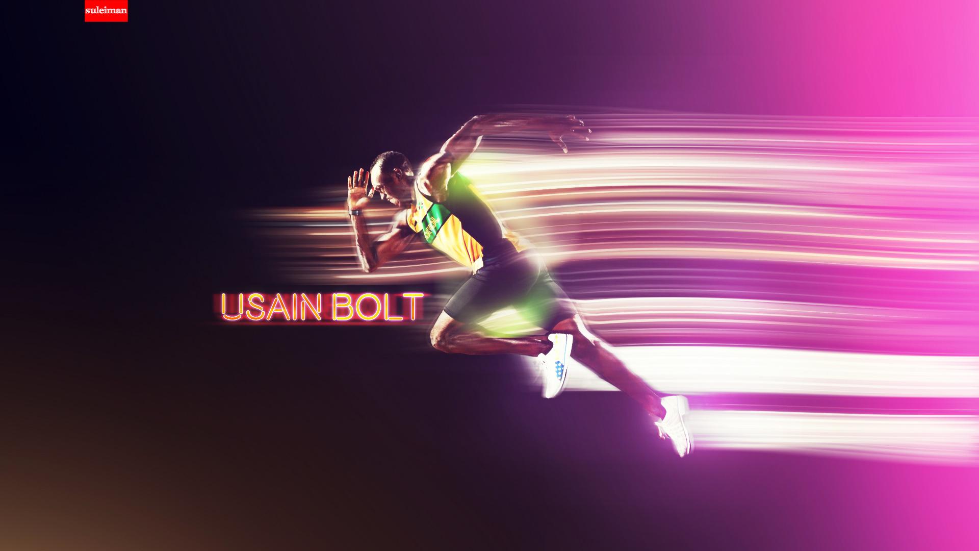 Usain Bolt Running Wallpaper Pixshark Com Images HD Wallpapers Download Free Images Wallpaper [1000image.com]