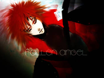 Fallen Angel by BlackRhapsodos