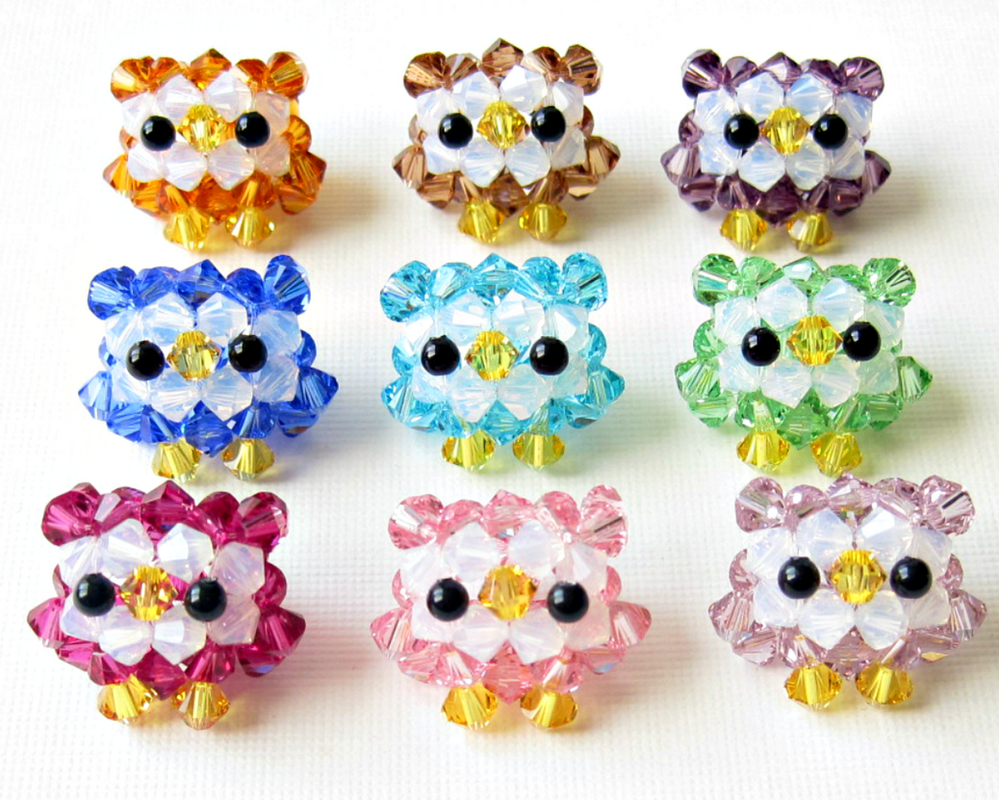 Baby Owls in Shop! by SparkleMeHappy