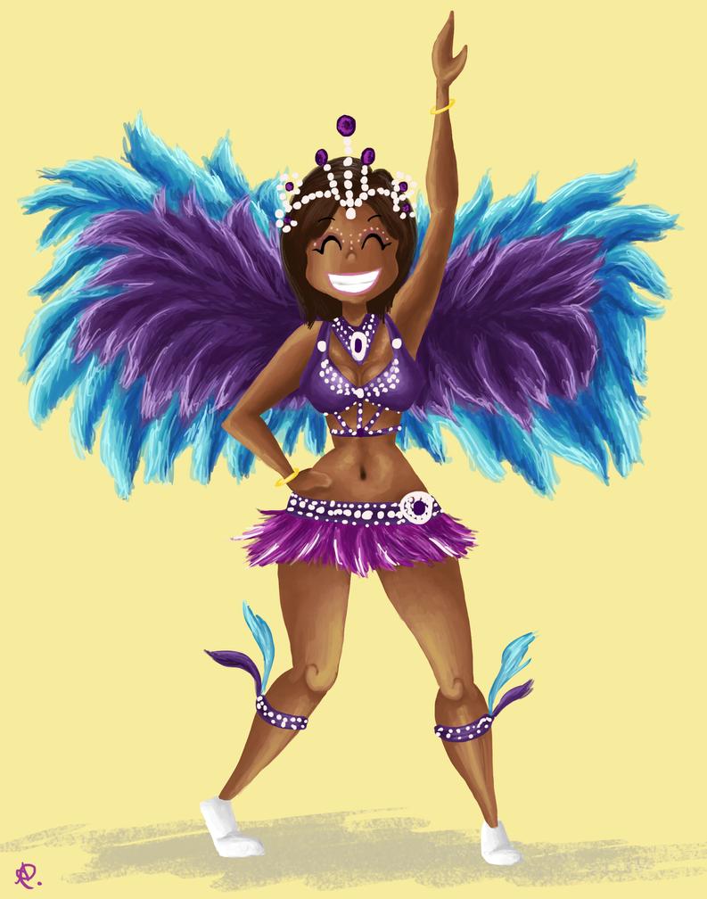 Carnival Queen by AliiStarr