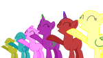 We're not flawless (MLP Base)