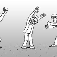victory dance by Duffator
