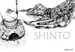 Boceto Shinto 1 by sebasrd24