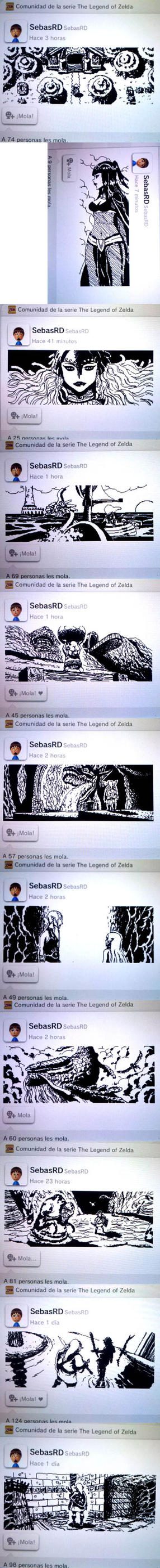 Zelda Miiverse drawings 03 by sebasrd24