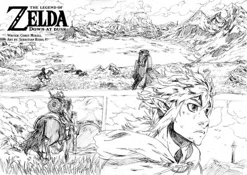 The Legend of Zelda: Down at Dusk