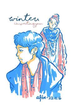 Winter. I'm waiting you...