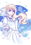 Heavenly Blue -Asseylum Vers Allusia-