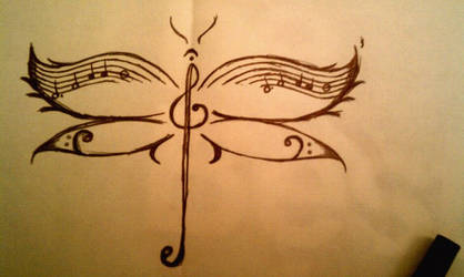Dragonfly Music - Final Sketch