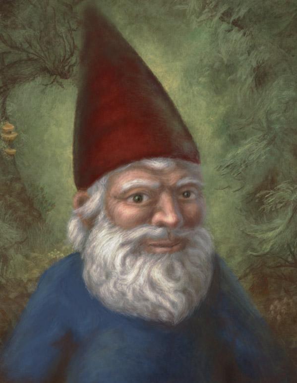 David the Gnome by rillani