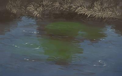 River Speedpaint