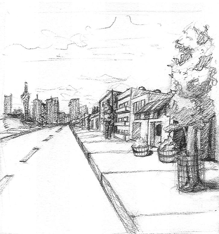 City Scape by Obi-quiet