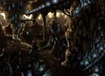 Cave City Concept