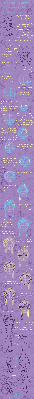 How To Draw Trisha Elric Jr. by Obi-quiet