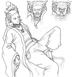 The Youkai King