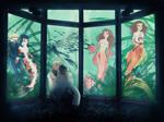 Vargas Aquarium by Nessa-Harp