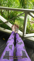 Tropical Toes