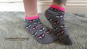 Cool Cats for sock saturday