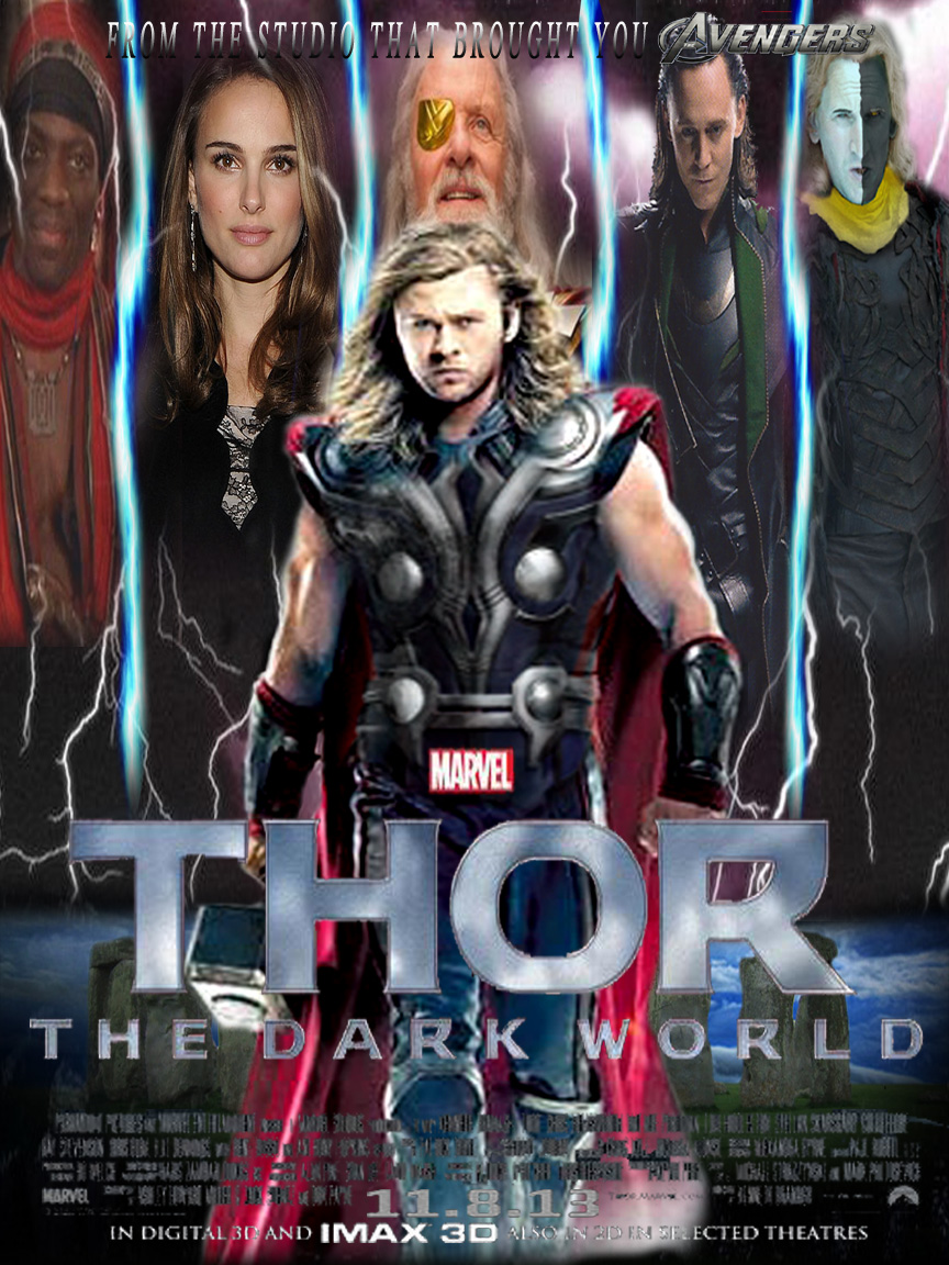 wholly on the level: thor: the dark world of fun
