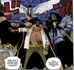 The Blackbeard Pirates colored
