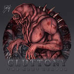 GLUTTONY | THE NEXT REAPER by DeusJet