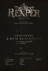 The Next Reaper | Book 2 Chapter 8 A NEW BEGINNING by DeusJet
