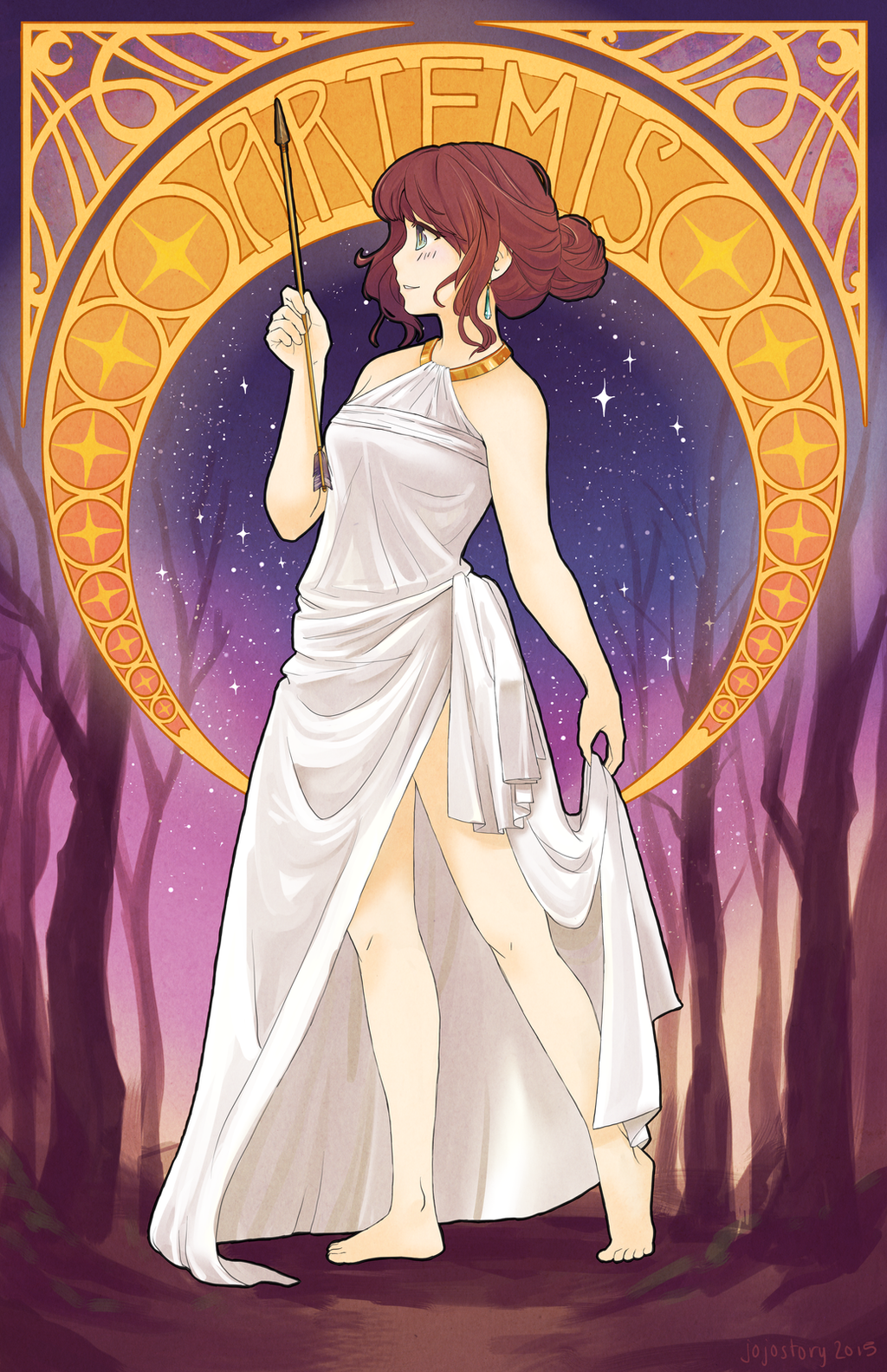 Artemis by jojostory