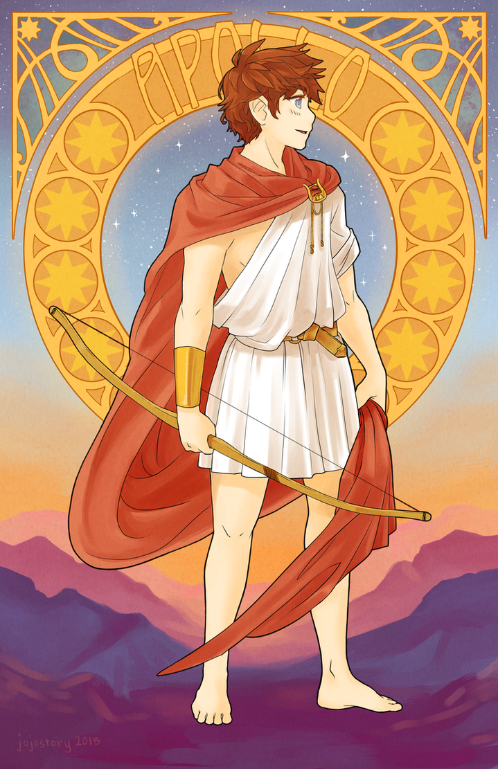 Apollo by jojostory